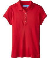 Nautica Kids - Polo with Ruffle & Bow Sleeve (Big Kids)