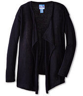 Nautica Kids - Drape Front Cardigan (Big Kids)