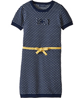 Toobydoo - Layla Mini Dot Dress (Toddler/Little Kids/Big Kids)