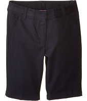 Nautica Kids - Skinny Bermuda Shorts with Adjustable Waistband (Big Kids)