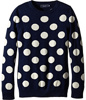 Toobydoo - Aurelie Dot Sweater (Toddler/Little Kids/Big Kids)