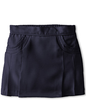 Nautica Kids - Poly Scooter/Skort with Scoop Pockets (Little Kids)