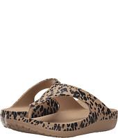 Crocs - Sloane Leopard Print Plarform