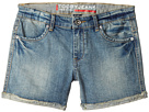 Toobydoo - Tooby Jeans - Shorts in Denim (Toddler/Little Kids/Big Kids)