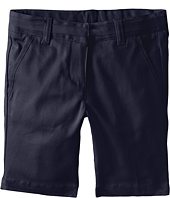 Nautica Kids - Skinny Bermuda Shorts with Adjustable Waistband