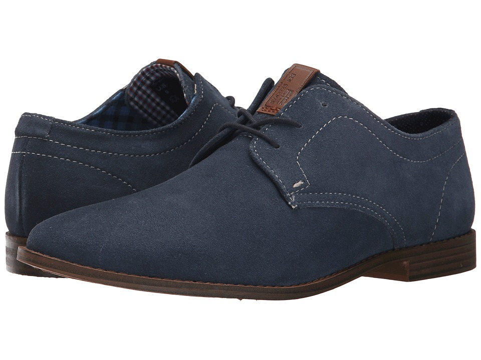 Ben Sherman Gaston Oxford Ocean Mens Lace up casual Shoes