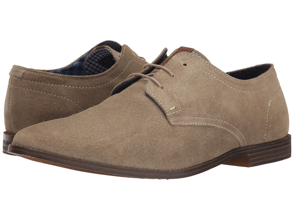 Ben Sherman Gaston Oxford (Taupe) Men