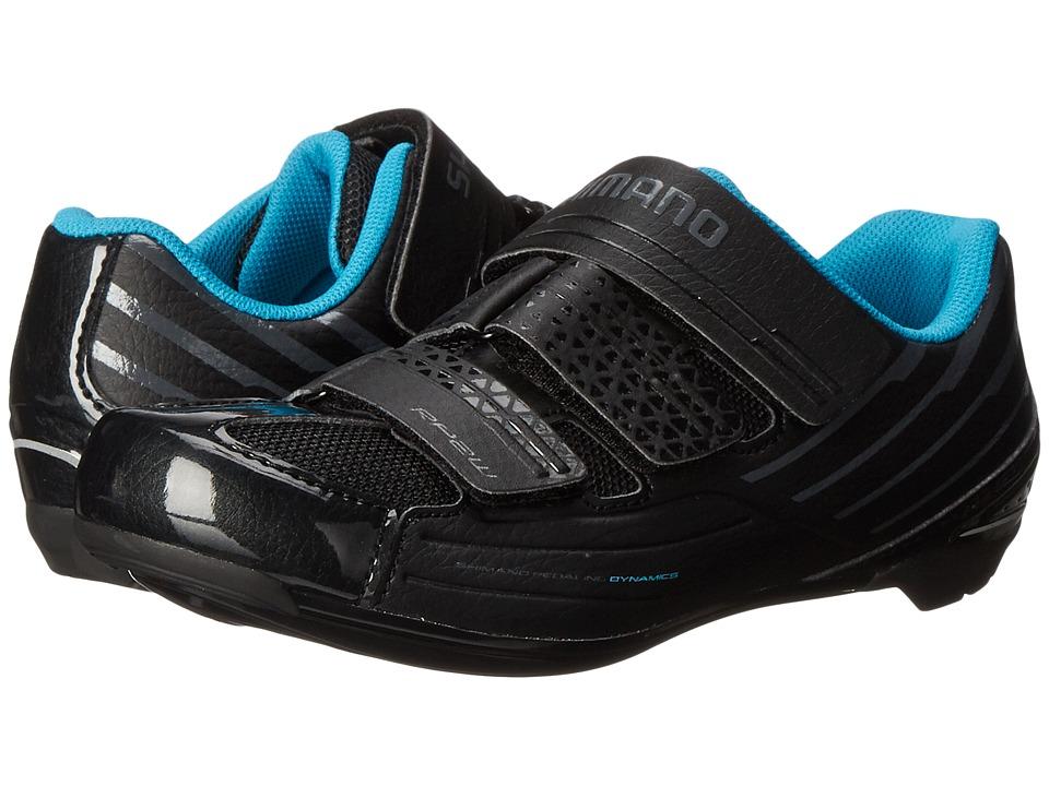 Shimano SH RP200 Black Womens Cycling Shoes