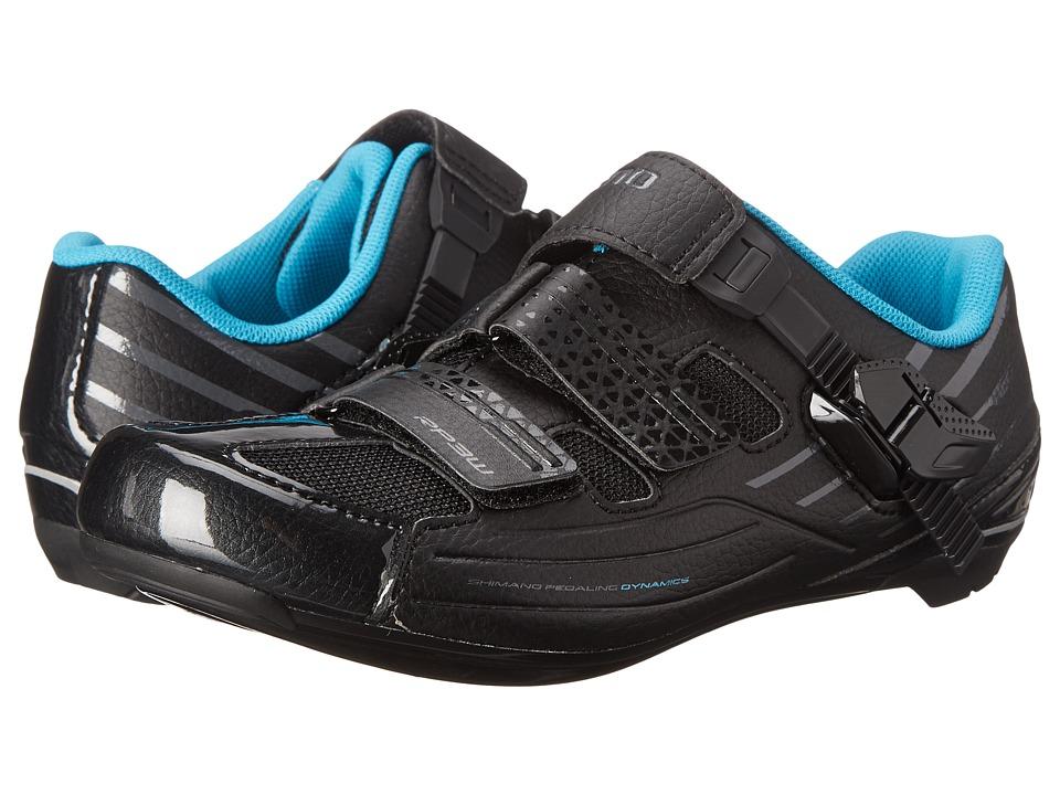 Shimano SH RP300 Black Womens Cycling Shoes