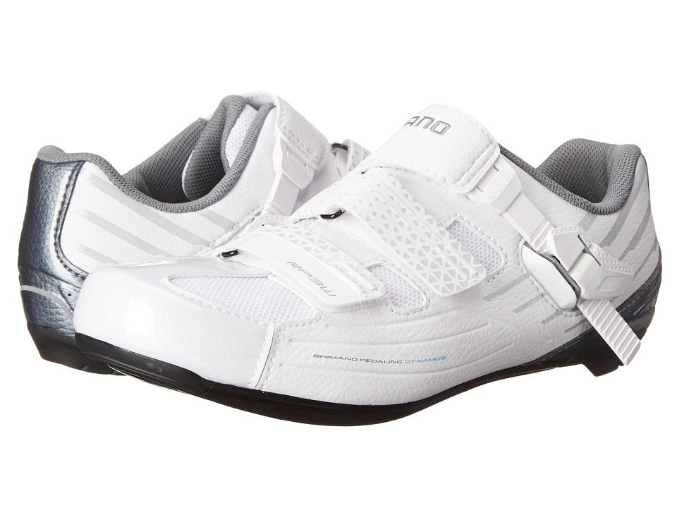 Shimano SH RP300 White Womens Cycling Shoes