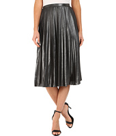Ted Baker - Zainea Metallic Pleated Midi Skirt
