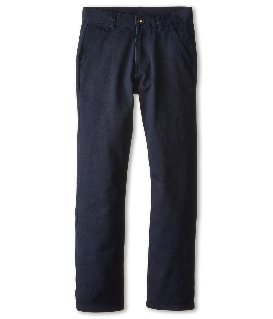 Nautica Kids Skater Twill Pants Big Kids Navy Boys Casual Pants