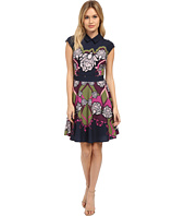 Ted Baker - Daywin Surreal Tapestry Skater Dress