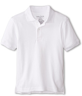 Nautica Kids - Short Sleeve Interlock Polo (Little Kids)