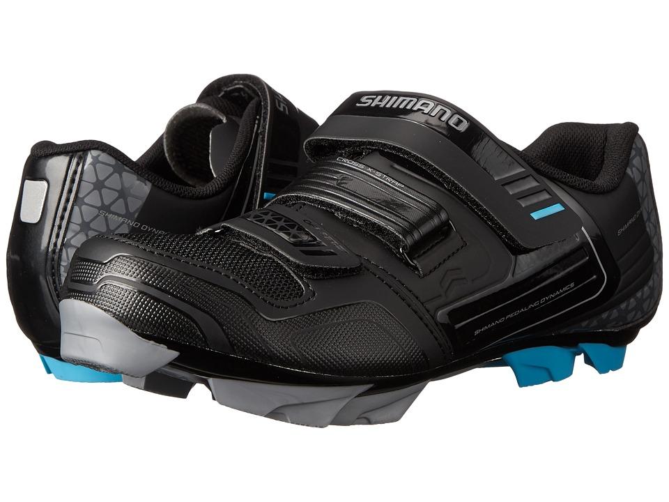 Shimano SH WM53L Black Womens Cycling Shoes