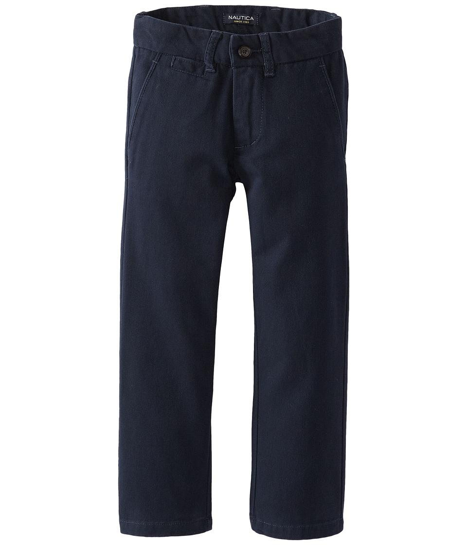Nautica Kids - Flat Front Pants