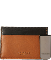 COACH - ID Card Case and Money Clip Set