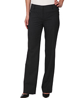 Jones New York - Flat Front Pants w/ Belt Loops