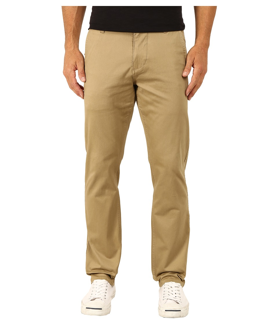 Dockers Men's Dockers Men's - Alpha Khaki Stretch Slim Tapered