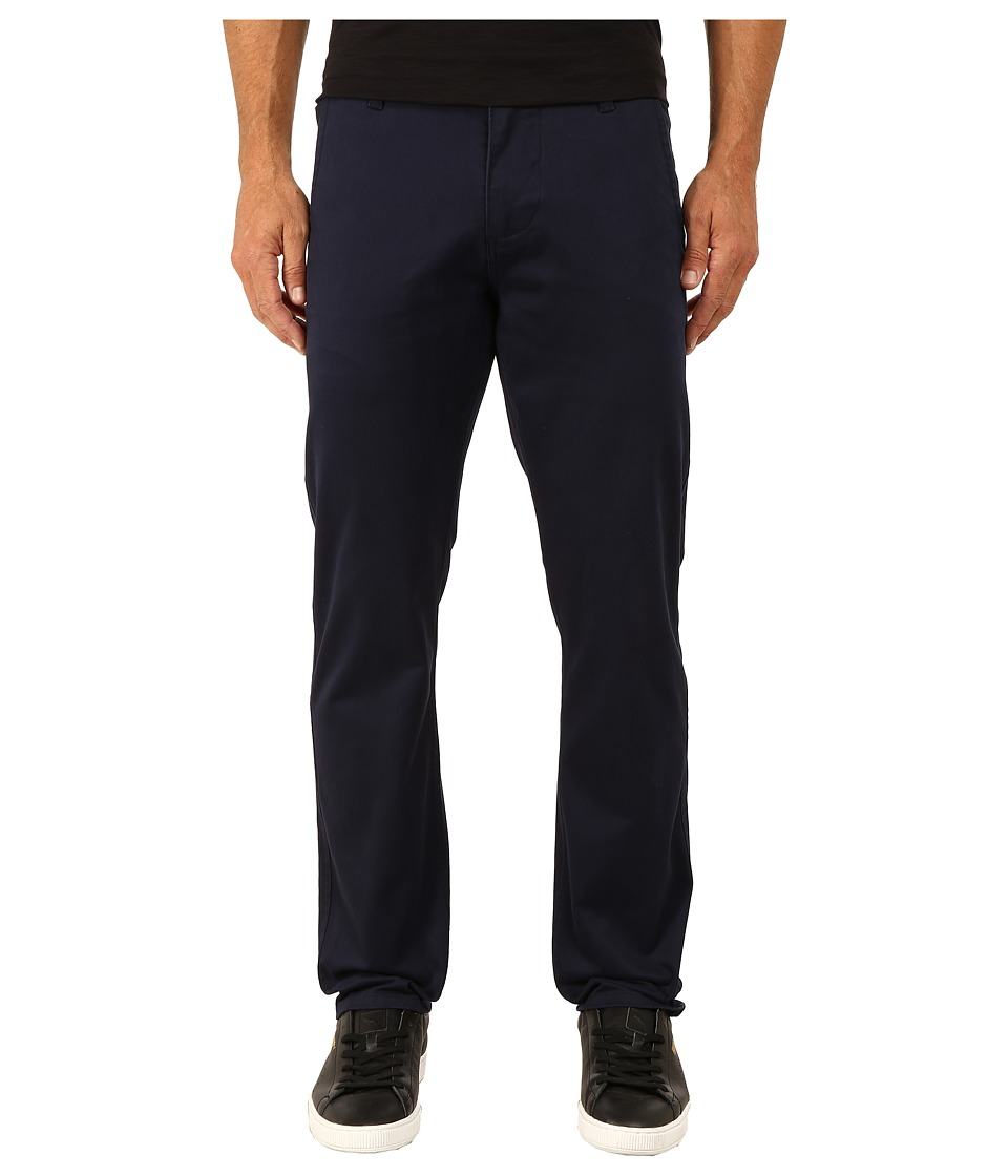 Dockers Mens Alpha Khaki Stretch Slim Tapered Stretch Pembroke Mens Casual Pants