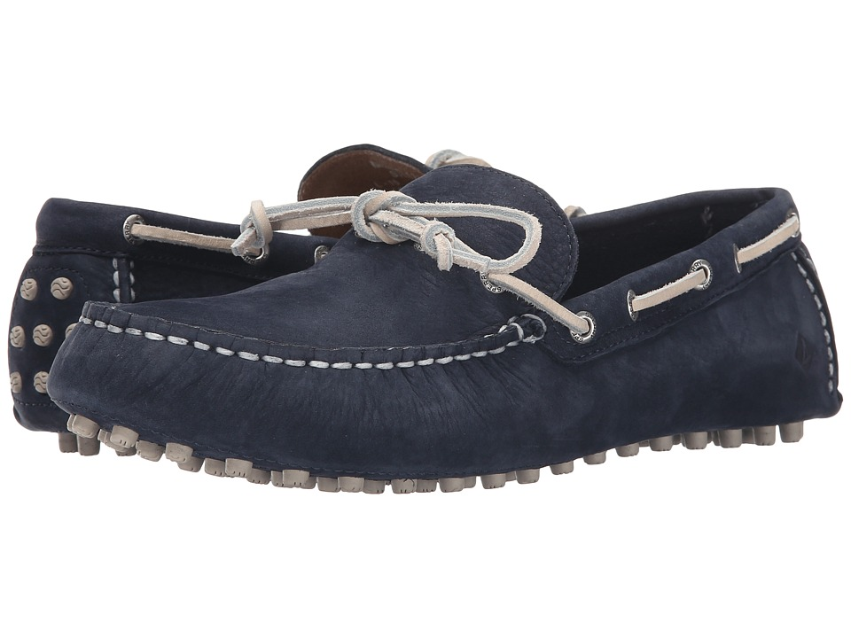 Sperry Top-Sider - Hamilton Driver 1-Eye Washable (Navy) Men