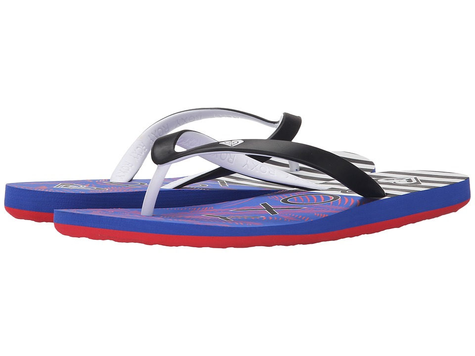 Roxy Tahiti Navy/White Womens Sandals