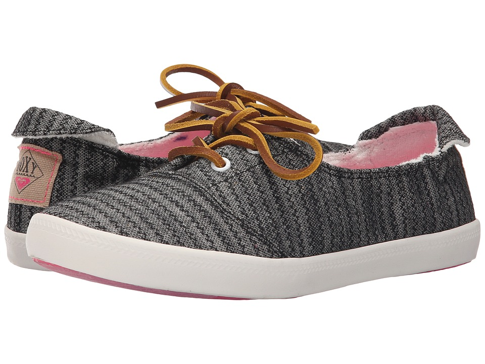 Roxy Kayak Black Womens Slip on Shoes
