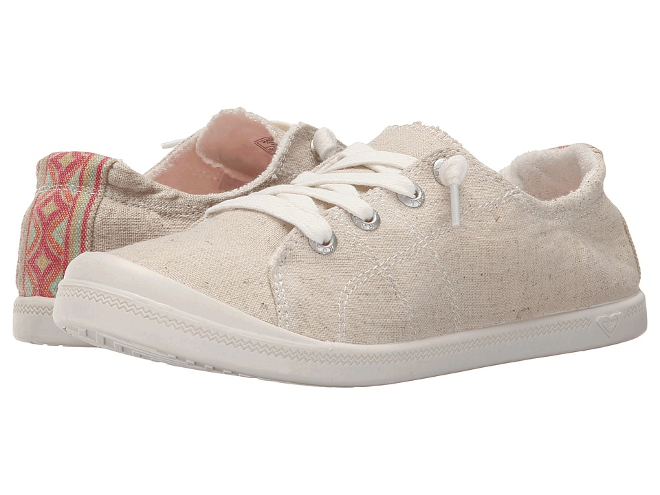 Roxy Rory Natural Womens Lace up casual Shoes