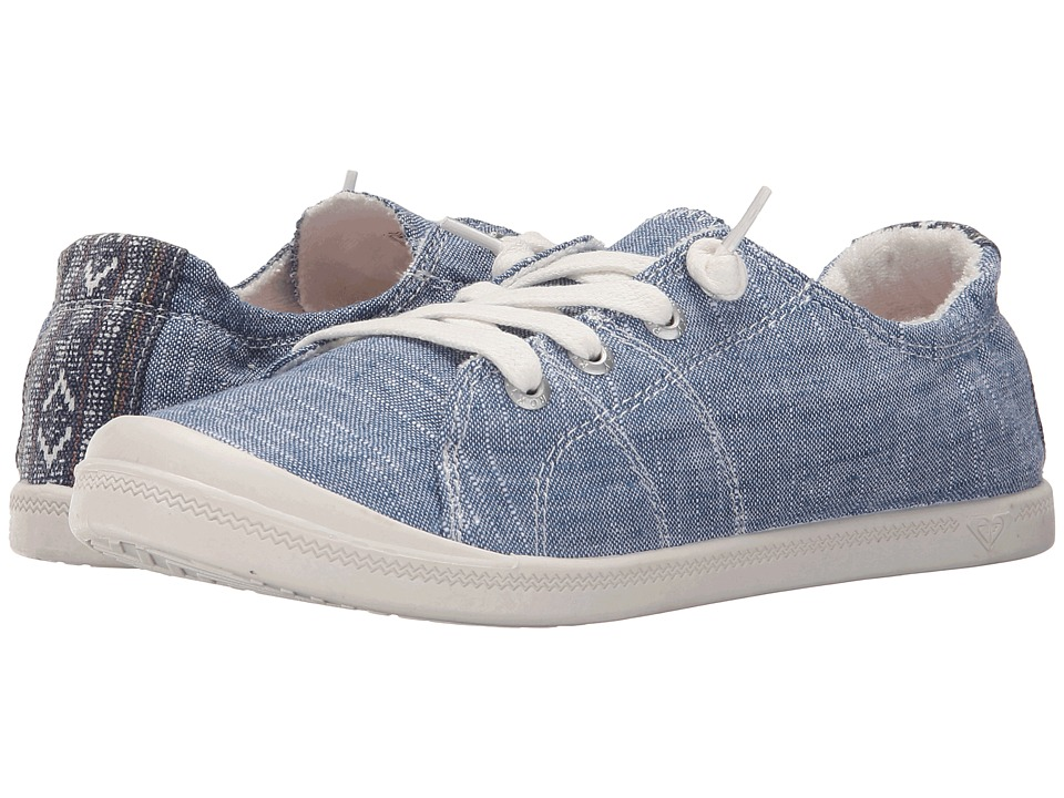 Roxy Rory Chambray 2 Womens Lace up casual Shoes