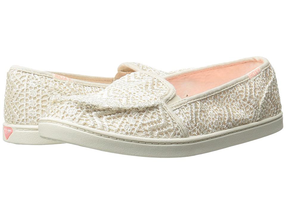 Roxy Lido III Sand Womens Slip on Shoes