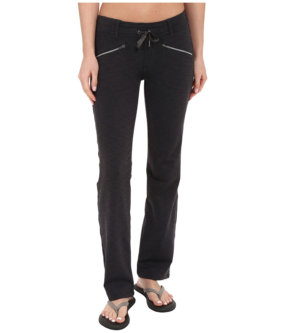 KUHL - Movatm Zip Pants (Charcoal Heather) Women's Casual...