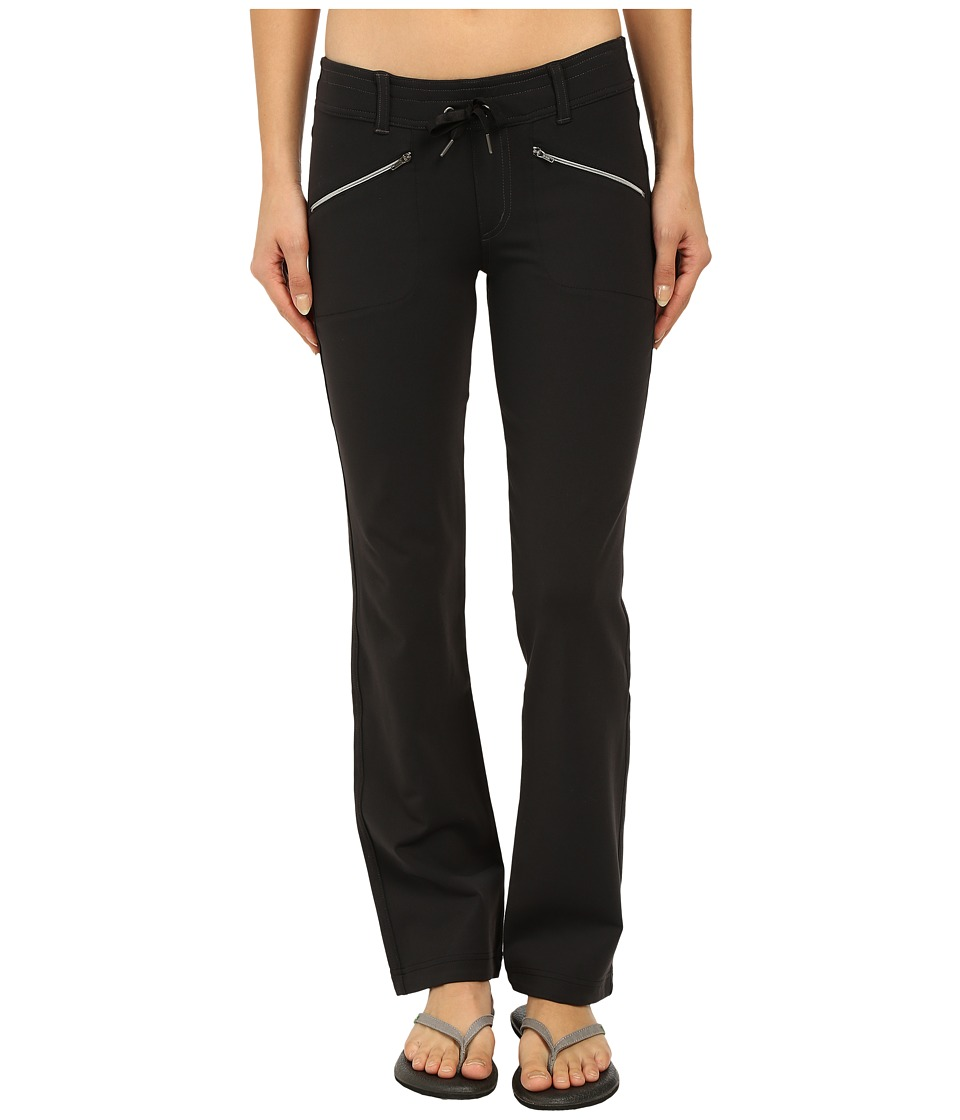 KUHL - Movatm Zip Pants (Raven) Women's Casual Pants