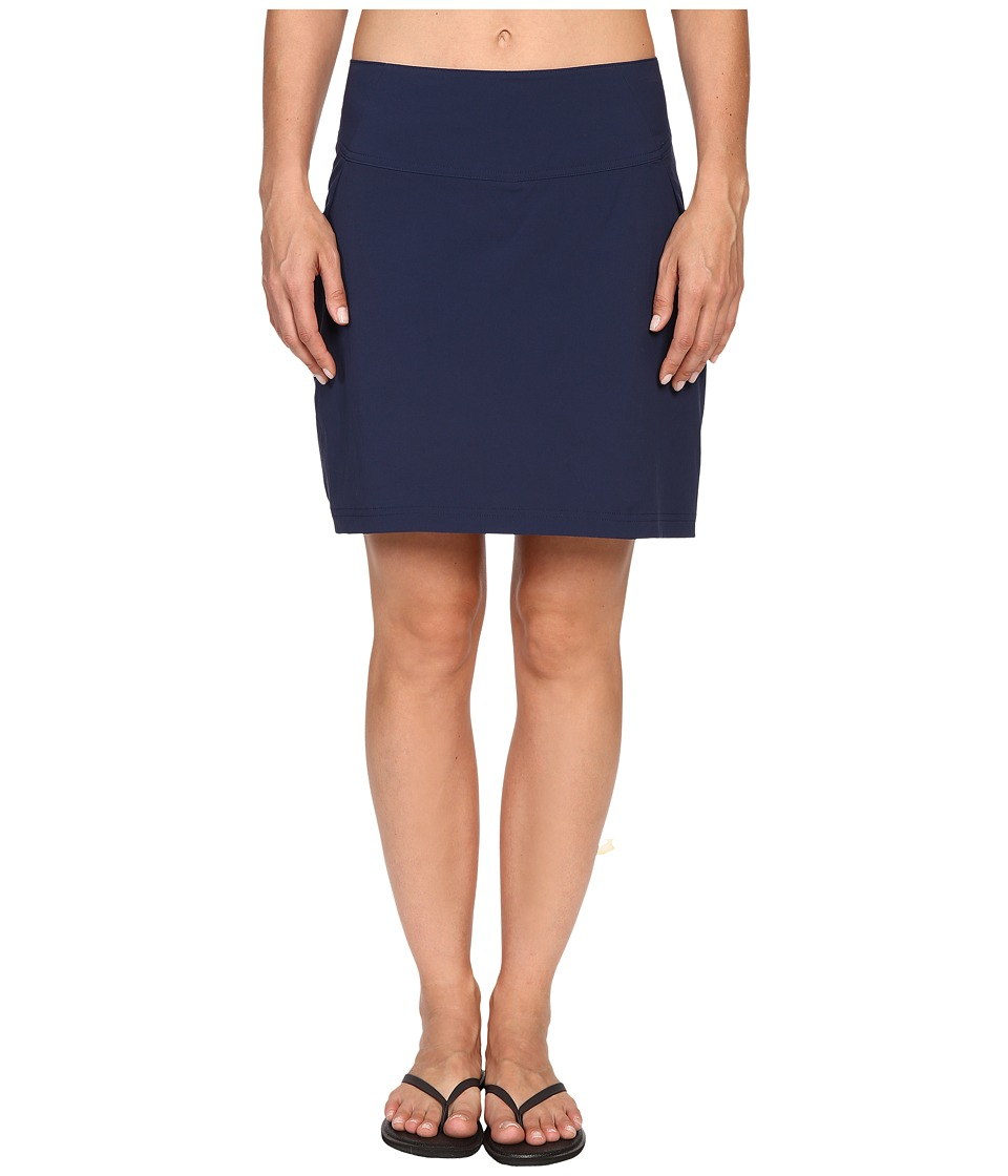 Royal Robbins - Discovery Skort (Deep Blue) Women's Skort
