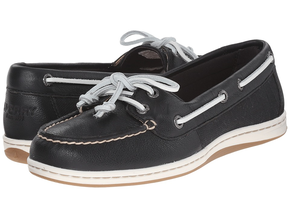 Sperry Firefish Core (Black/White) Women