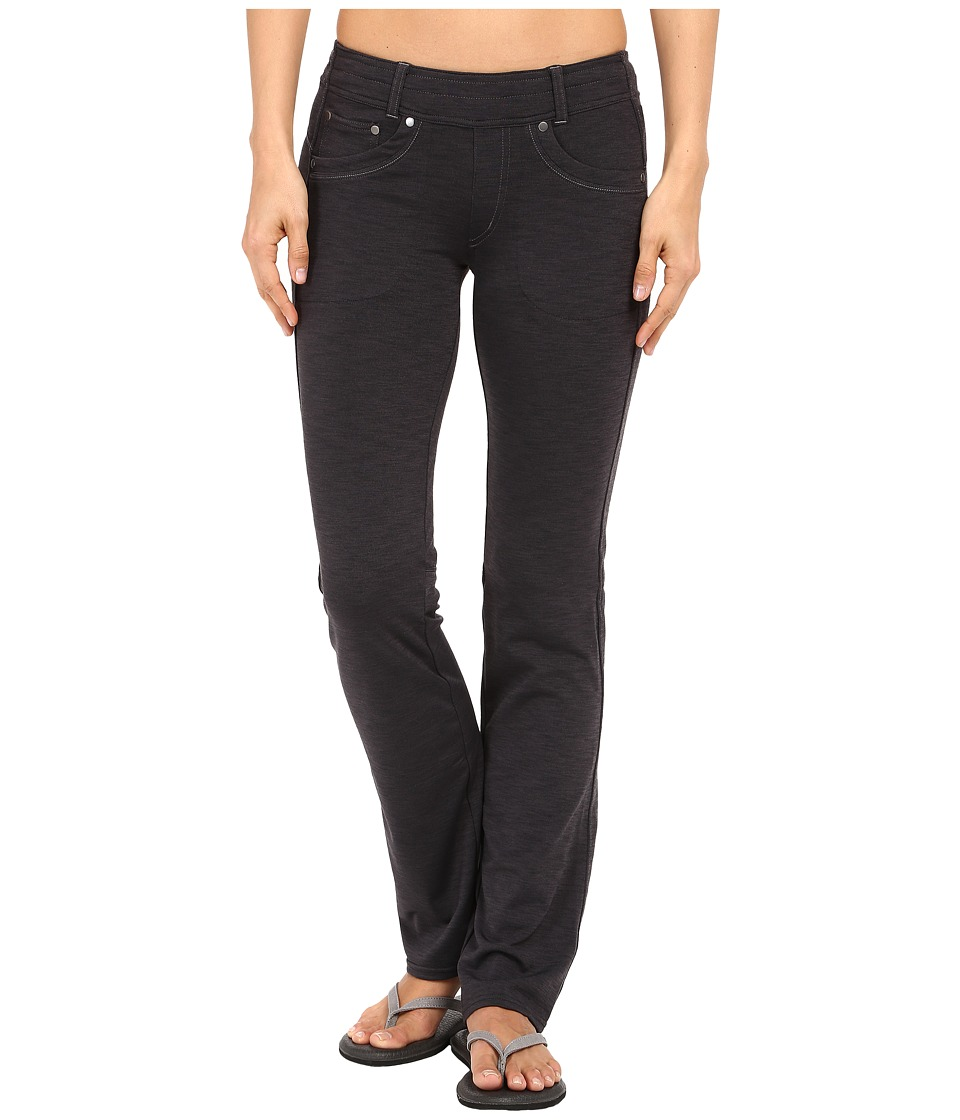 KUHL - Movatm Straight Fit Pants (Charcoal Heather) Women...