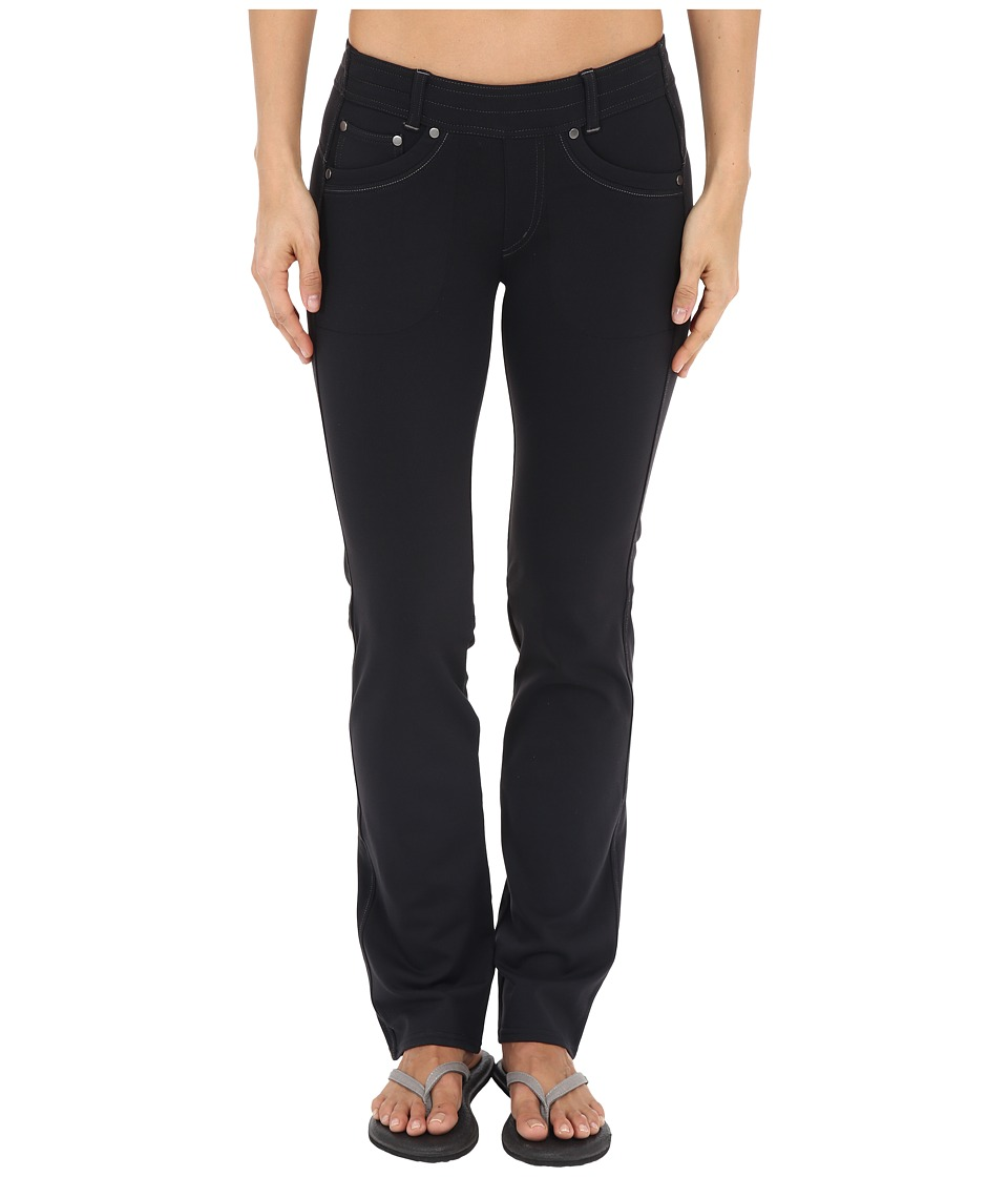 Kuhl - M va Straight Fit Pants (Raven) Women's Casual Pants