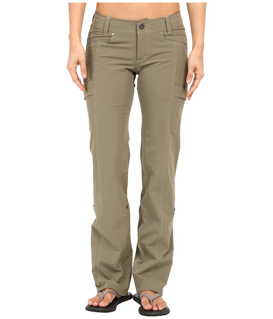 Kuhl Anika Pants Dark Khaki Womens Casual Pants