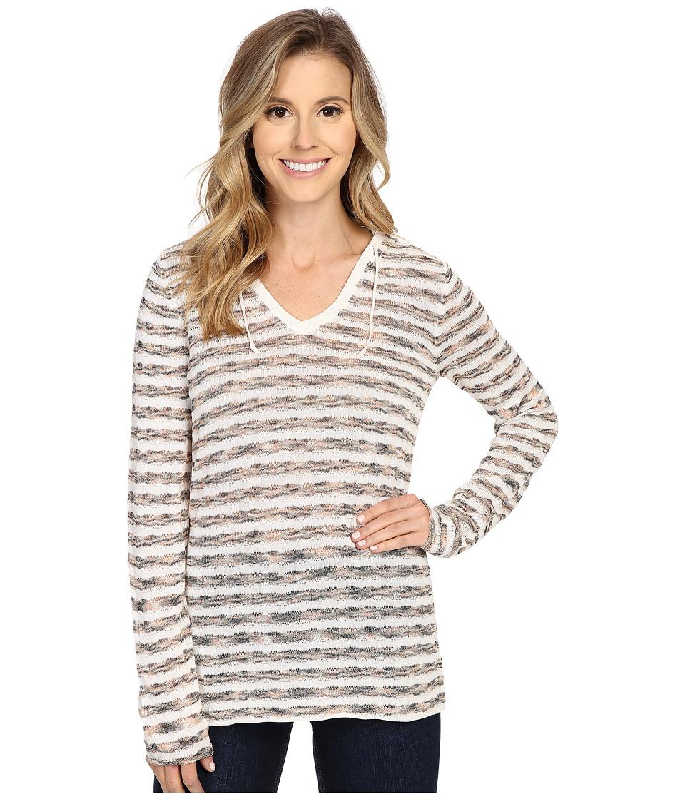 Royal Robbins Aurora Hoodie Cr me Womens Sweatshirt
