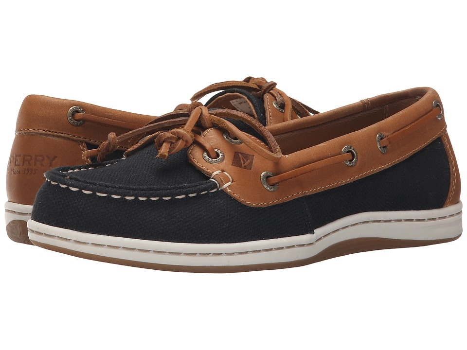 Sperry Top-Sider - Firefish Nubby Canvas (Black) Women