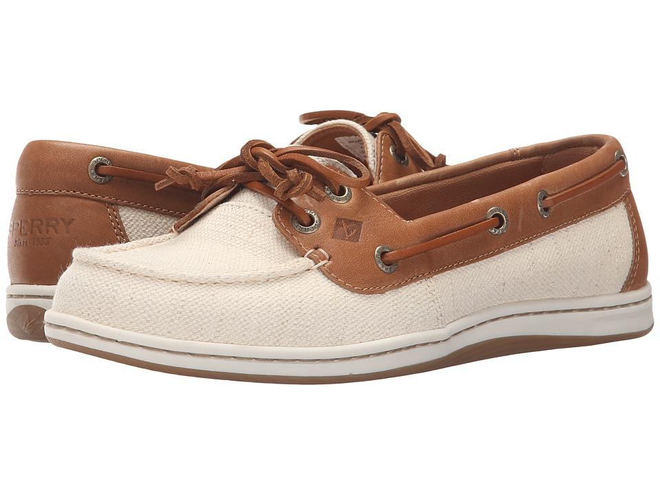 Sperry Top-Sider - Firefish Nubby Canvas (Natural) Women
