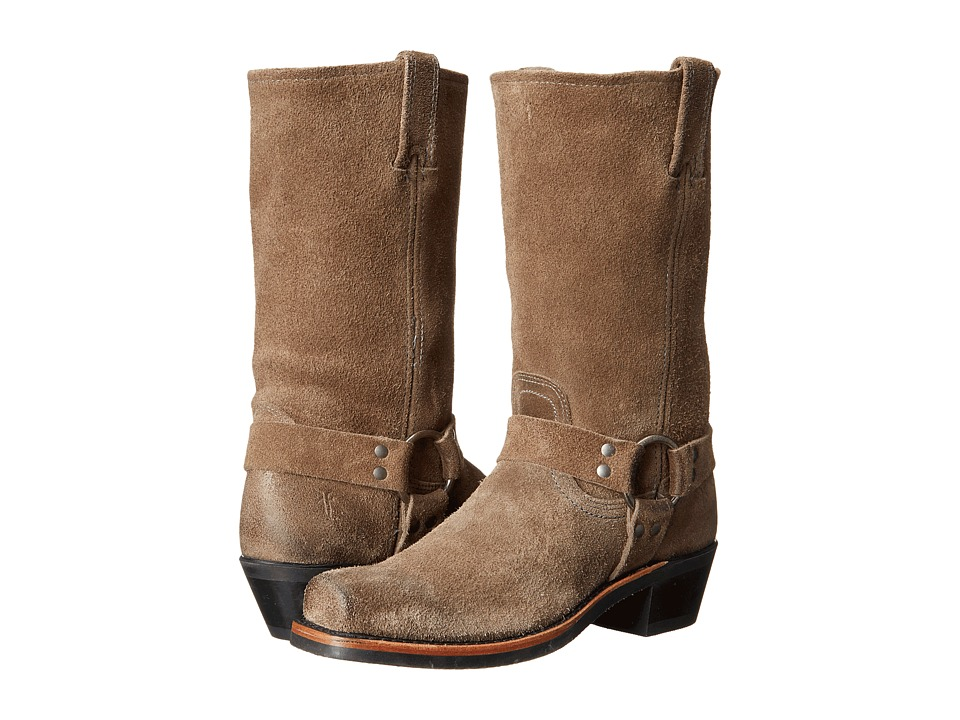 Frye Harness 12R (Taupe Oiled Suede) Women's Pull-on Boots