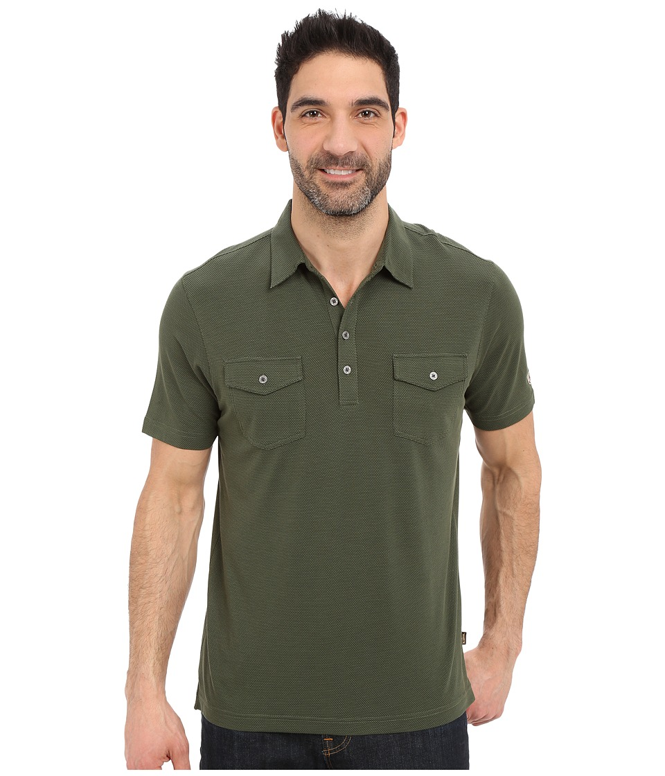 Kuhl Icelandr S/S Shirt Forest Mens Short Sleeve Pullover
