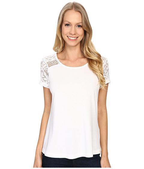 Aventura Clothing Wyatt Short Sleeve - White
