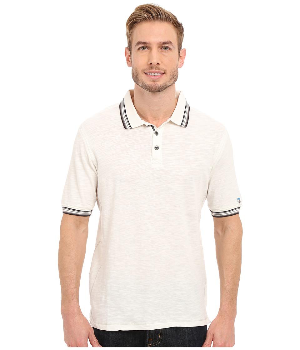 Kuhl Katalyst Short Sleeve Shirt White Mens Short Sleeve Pullover
