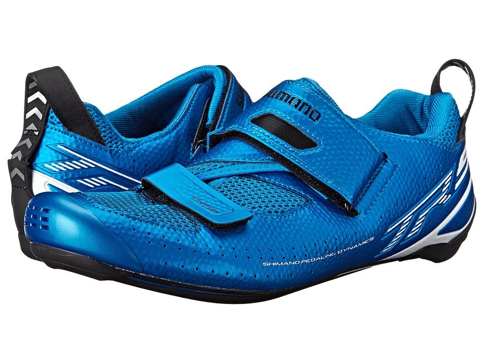 Shimano SH-TR900 (Blue) Cycling Shoes