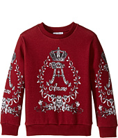Dolce & Gabbana Kids - Amore Pullover (Toddler/Little Kids)