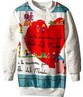 Dolce & Gabbana - Brocade Sweatshirt (Big Kids)