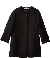 Dolce & Gabbana Kids - Double Crepe Coat (Big Kids)
