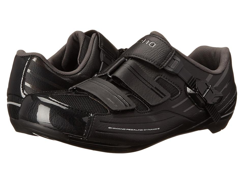 Shimano SH RP300 Black Cycling Shoes