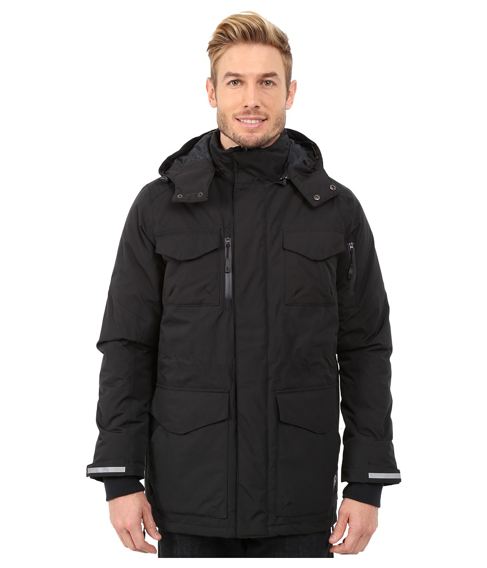 Khombu - Parka Jacket (Graphite) Men